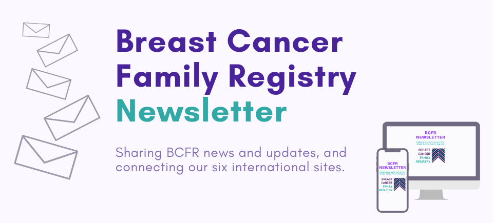 Read the BCFR newsletter